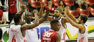 Flamengo x Pinheiros - 01-02 - NBB 2014