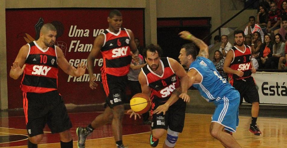 Campeonato Estadual - Flamengo x LSB - 13/09/2014
