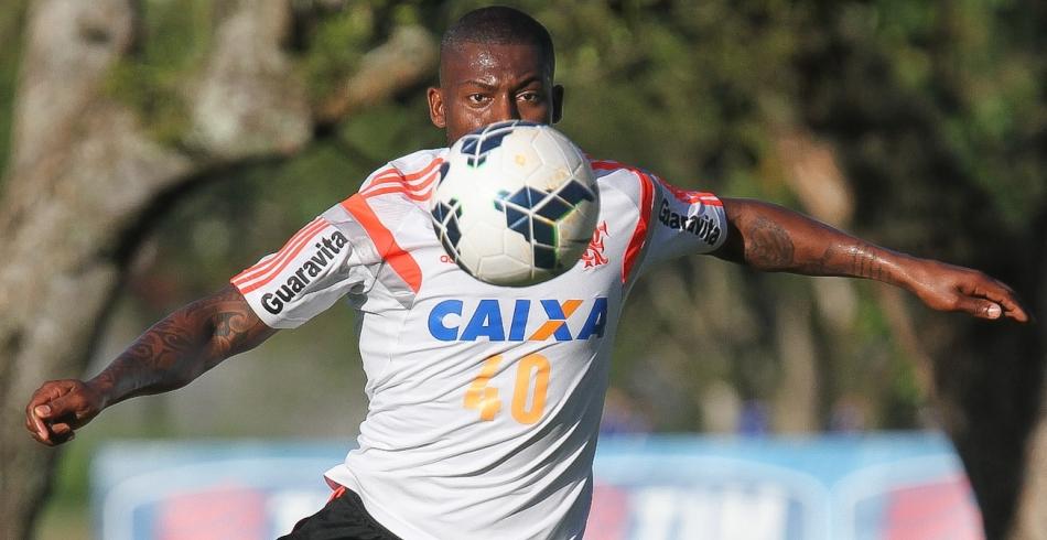 Treino do Flamengo - 22/09/2014