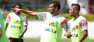 Treino do Flamengo Gávea - 23/09/2014