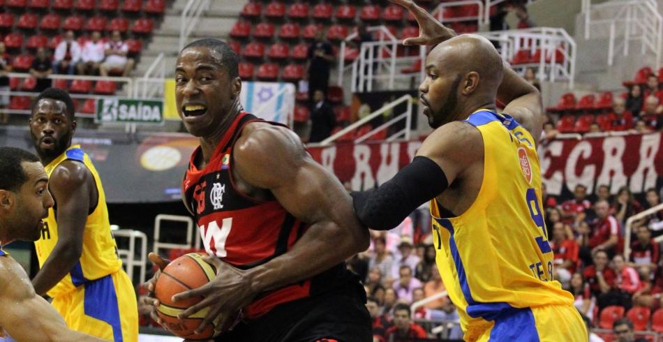 Flamengo x Maccabi (Jogo 1)