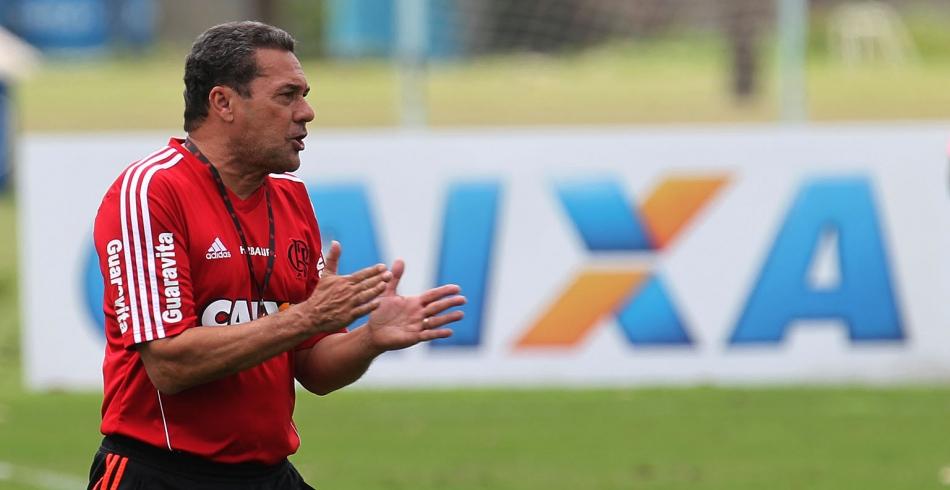 Treino do Flamengo - 27/09/2014