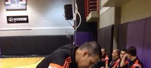 Treinamento - Basquete rubro-negro - #Flana NBA - 06/10/2014