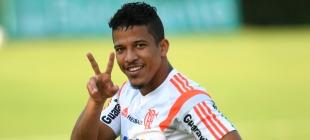 Treino do Flamengo - 10/10/2014