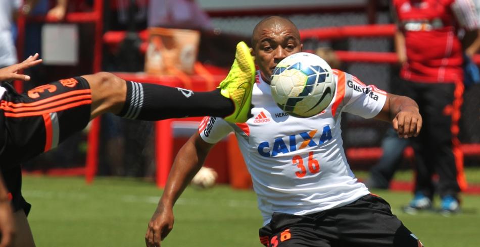 Treino do Flamengo na Gávea - 11/10/2014