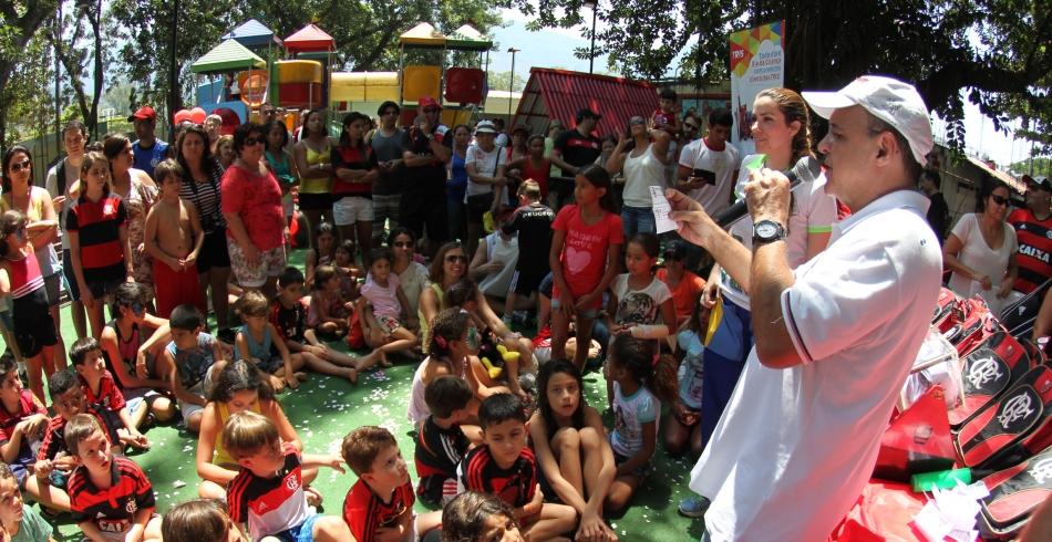Dia das Crianças na Gávea - 11/10/2014