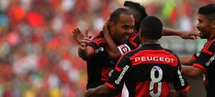 Flamengo x Cruzeiro - 12/10/2014