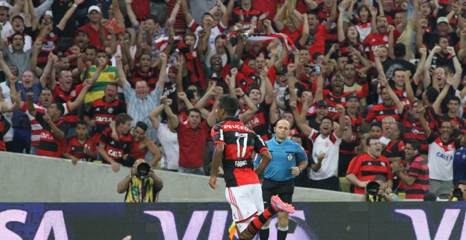 Flamengo x America/RN - 15/10/2014