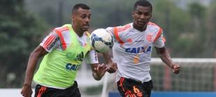 Treino do Flamengo - 20/10/2014
