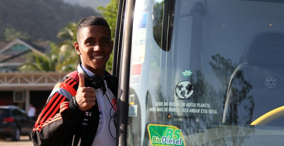 Treino do Flamengo - 23/10/2014