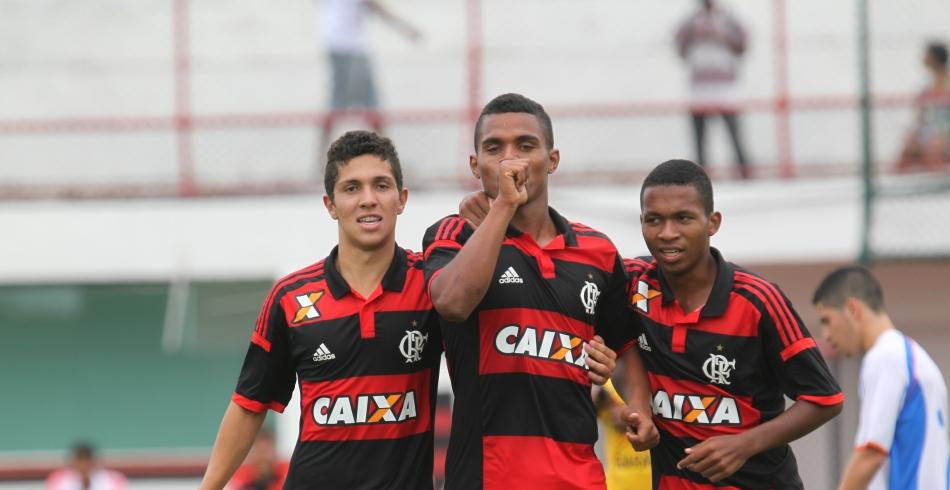 Taça Rio Sub 17 - Flamengo x Duque de Caxias - 25/10/2014