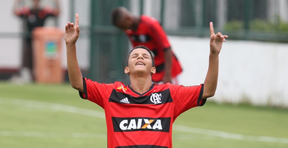 Metropolitano Sub 14 - Flamengo x Boavista - 25/10/2014