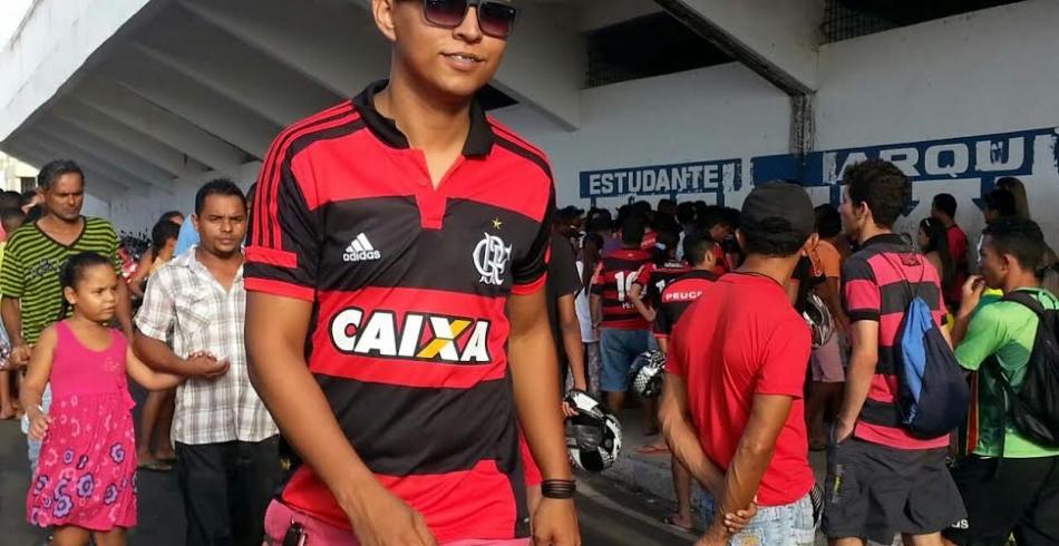 Torcida recebe Flamengo em São Luís - 22/11/2014
