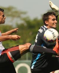 Pré-temporada do Flamengo - 10/01/2015