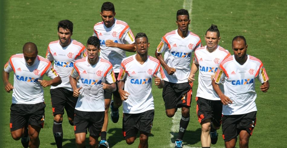 Pré-temporada do Flamengo - 11/01/2015