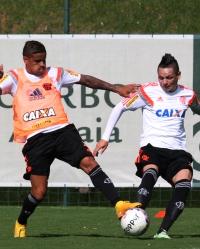 Pré-temporada do Flamengo - 12/01/2015