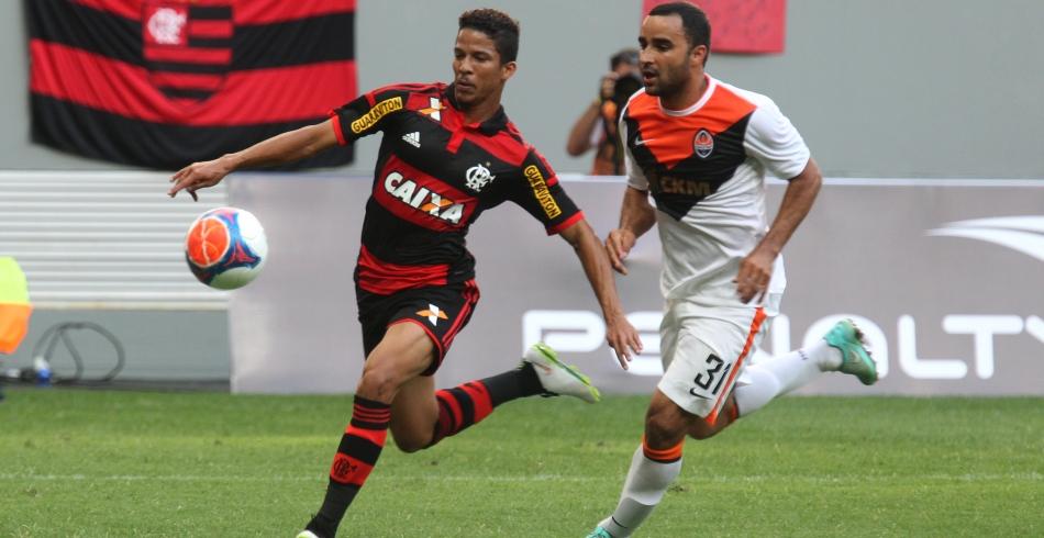 Flamengo x Shakhtar - 18/01/2015