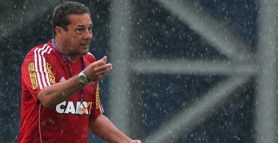 Treino do Flamengo em Manaus - 23/01/2015