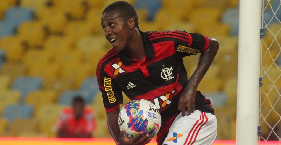 Flamengo x Barra Mansa - Juniores - 04/02/2015