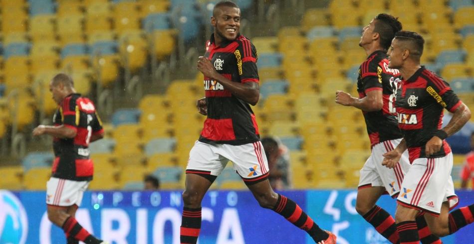 Flamengo x Barra Mansa - 04/02/2015