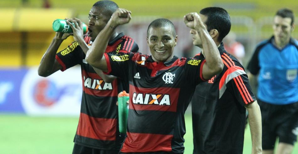 Resende x Flamengo - 07/02/2015