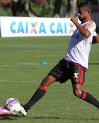 Treino do Flamengo - 12/02/2015