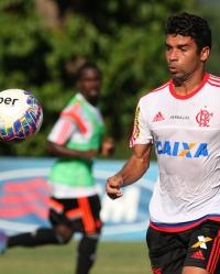 Treino do Flamengo - 13/02/2015