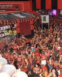 Baile Vermelho e Preto Fla-Manaus - Foto: Fla-Manaus