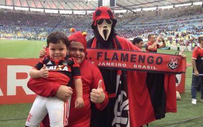 Nação em Campo - Flamengo x Vasco