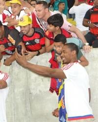 Torcida comemora Tetra do NBB com o time - 31/05/2015