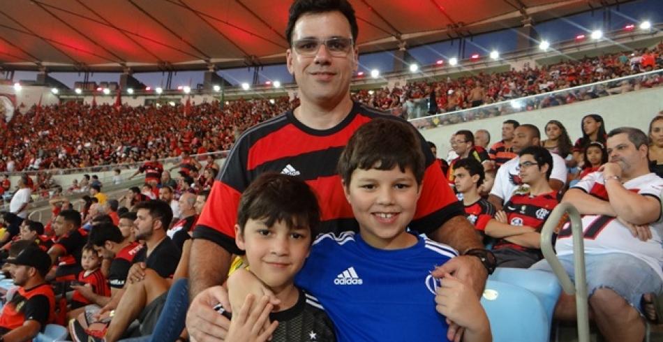 Que torcida é essa? Flamengo x Corinthians