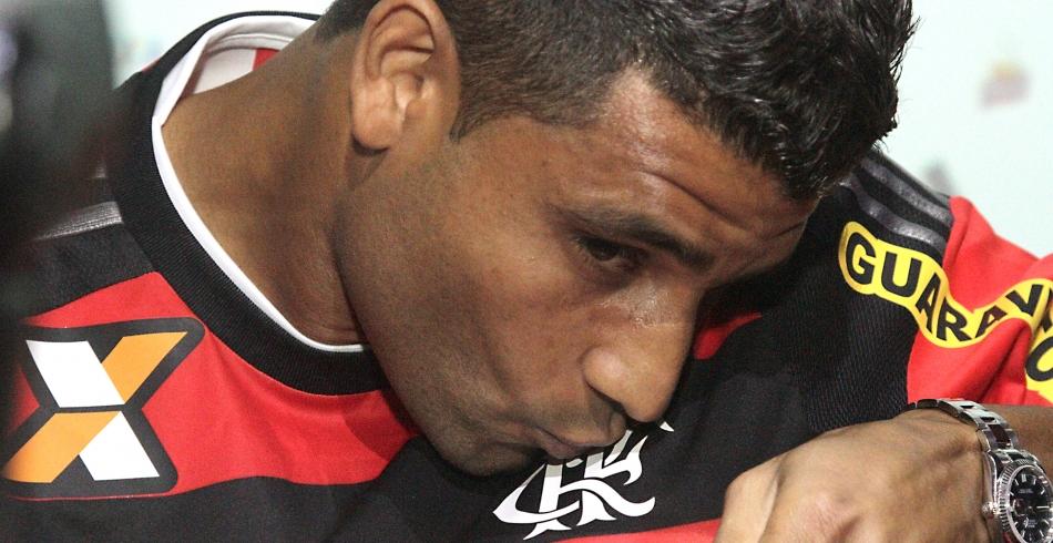 Apresentação de Ederson no Flamengo - 24/07/2015