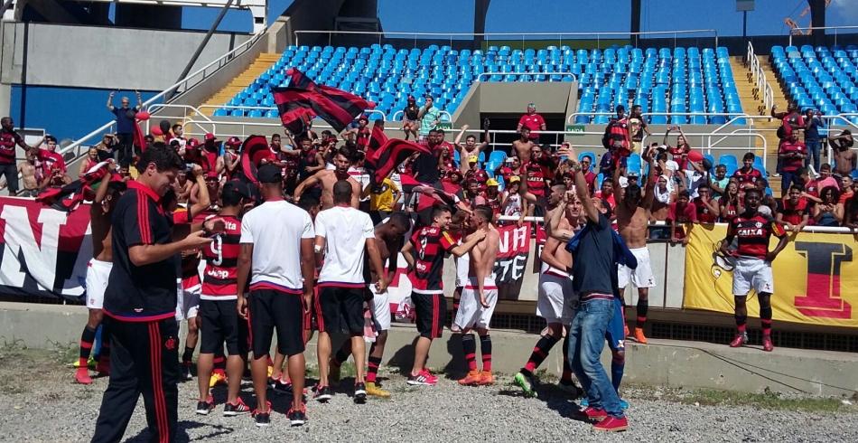 Flamengo 5 x 2 Botafogo - Final Taça Rio sub-20