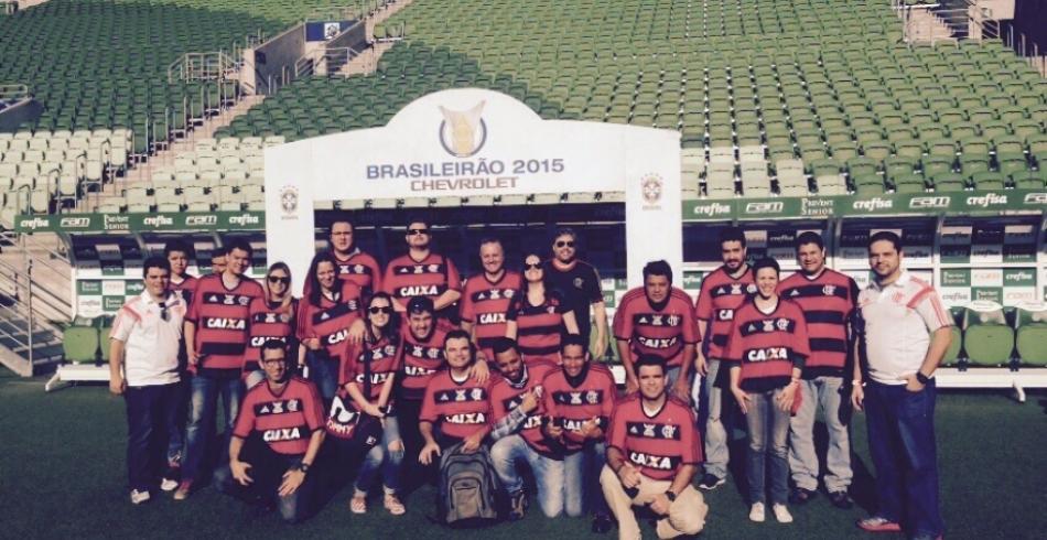 Ações com sócios-torcedores na Arena Palmeiras - 16/08/2015