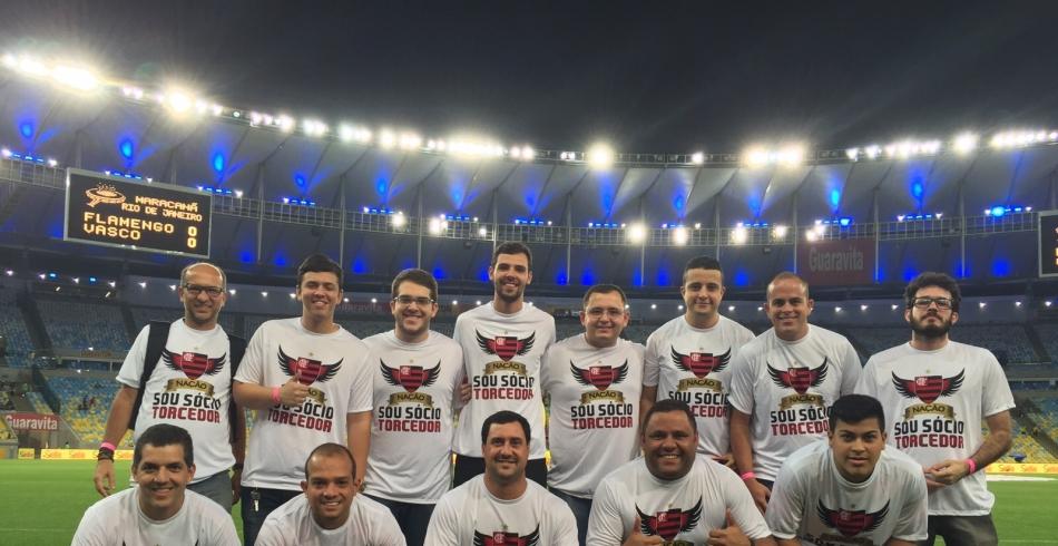 Matchday  com sócios-torcedores - 19/08/2015