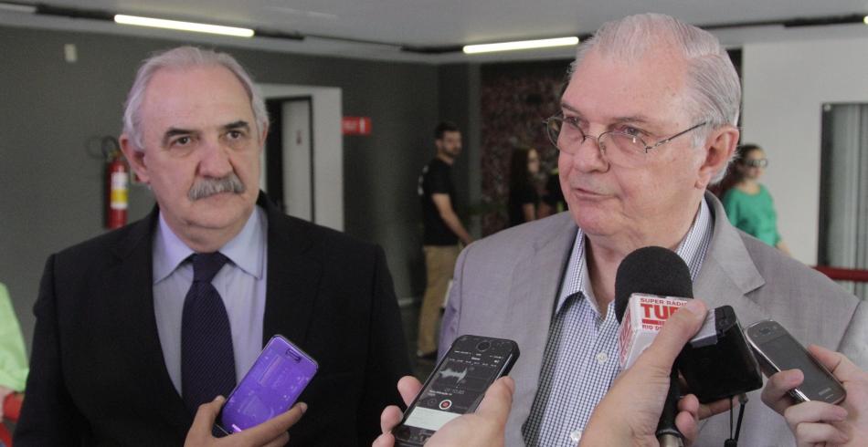 Encontro para formação da Liga Sul-Minas-Rio - 10/09/2015