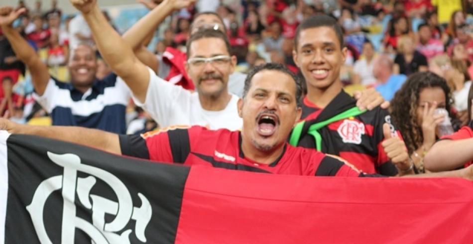 Que torcida é essa? Flamengo 2 x 0 Cruzeiro