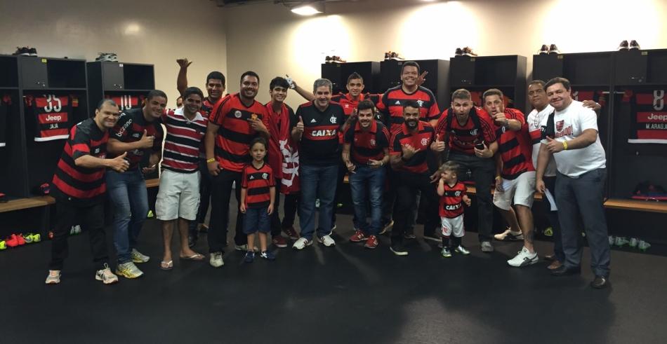 Ações com sócios torcedores - Flamengo x Coritiba
