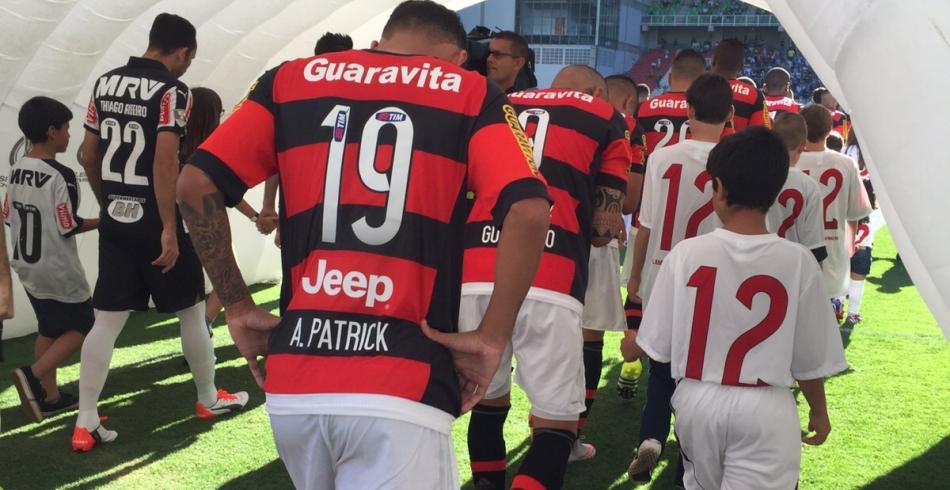 Ações com sócios-torcedores - Atlético-MG x Flamengo