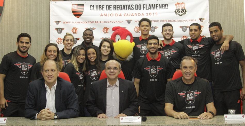 Coletiva Anjo Rubro Negro - 20/10/2015