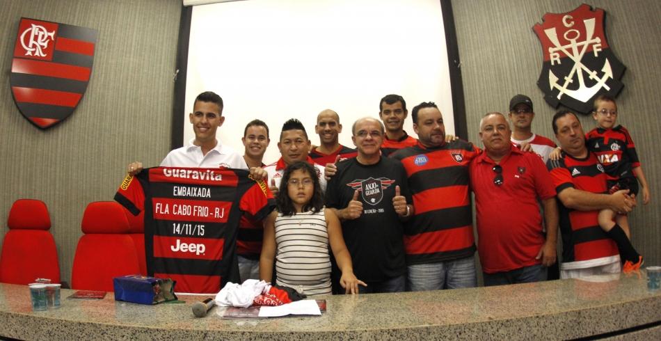 Comemoração pelos 120 anos do Flamengo - 14/11/2015
