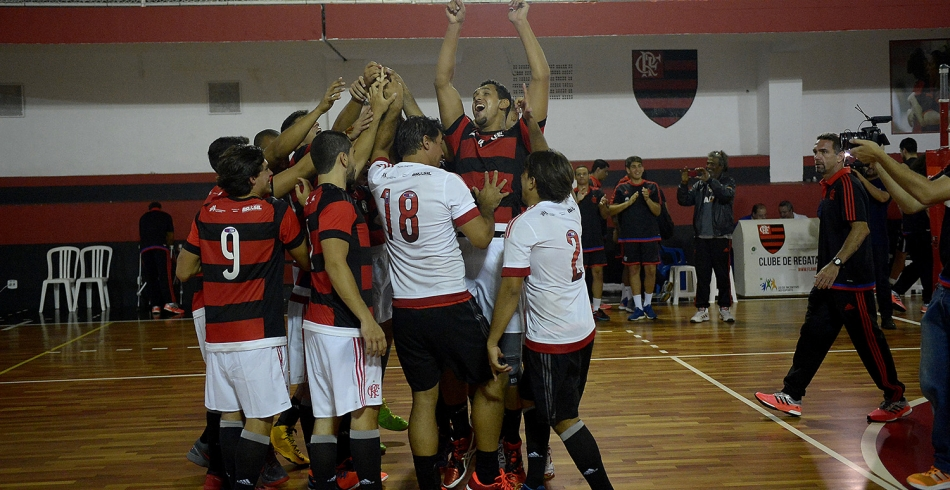 Flamengo x Botafogo - Superliga B - 20/01/2016