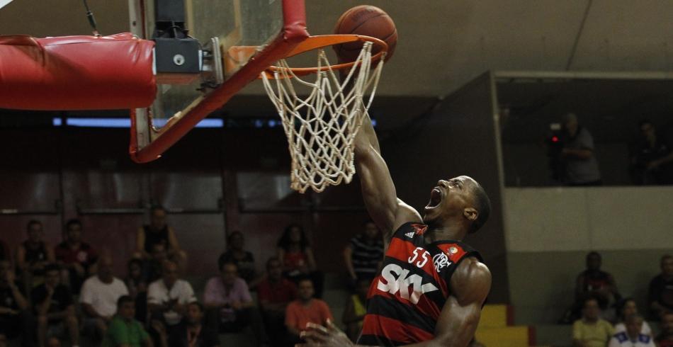 Flamengo x Basquete Cearense - 17/02/2015