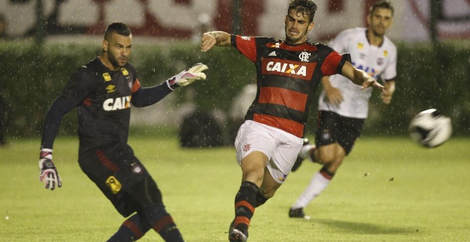 Flamengo x Atletico/PR - 23/03/2016