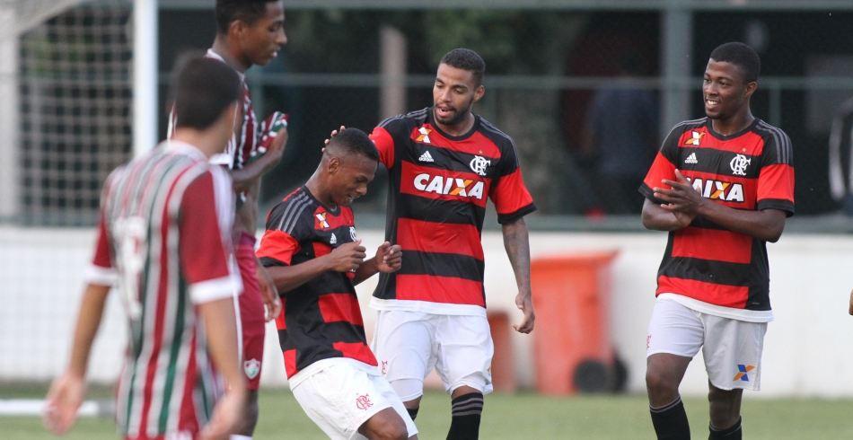 Flamengo x Fluminense - Juniores - 04/05/2016