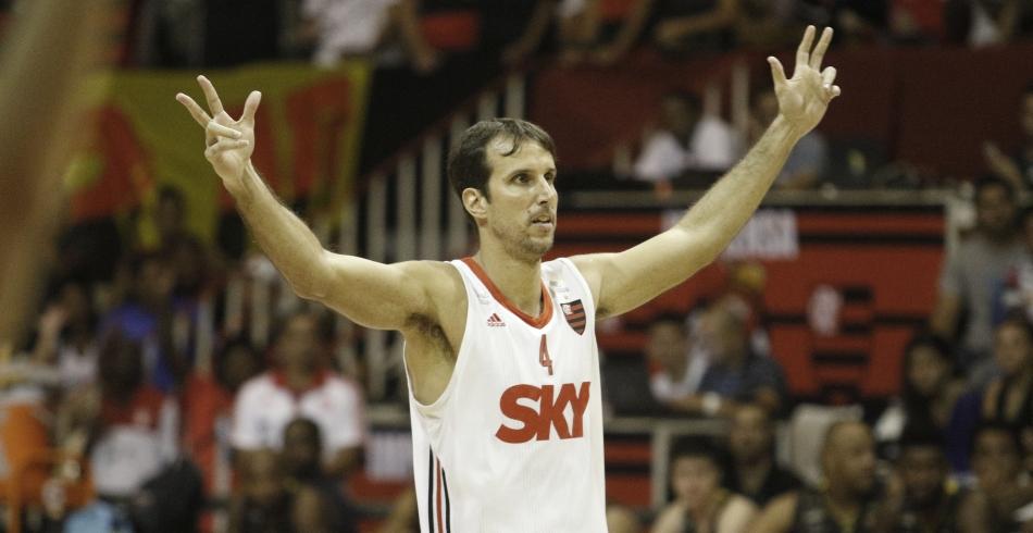 Flamengo x Mogi - 06/05/2016