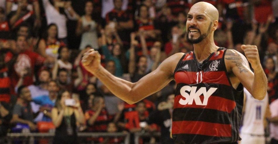 Flamengo x Mogi - 17/05/2016