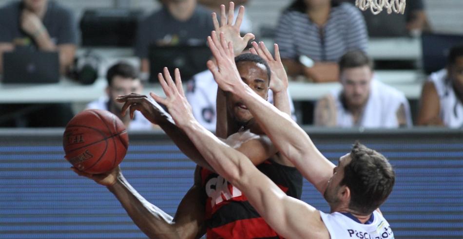 Flamengo x Bauru - Finais - 26/05/2016