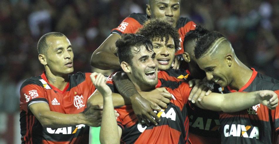 Flamengo x Vitória - 02/06/2016