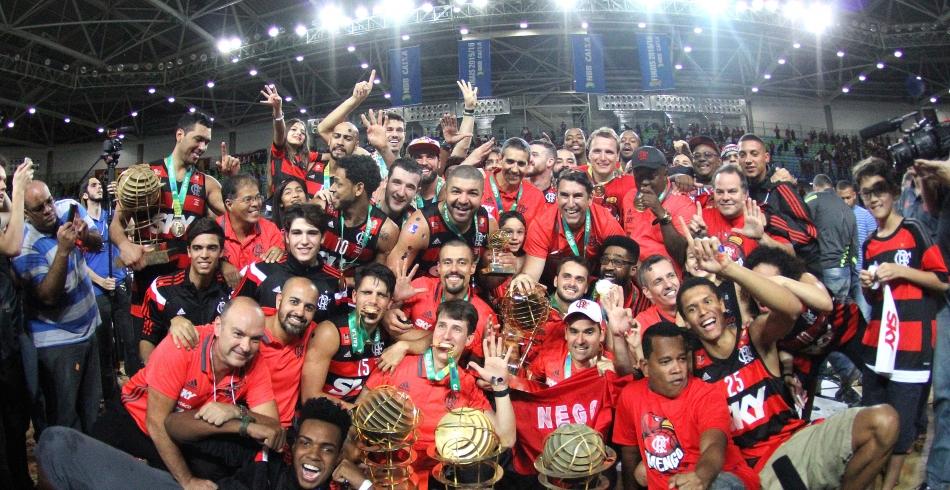 Flamengo x Bauru - Final NBB - 11/06/2016